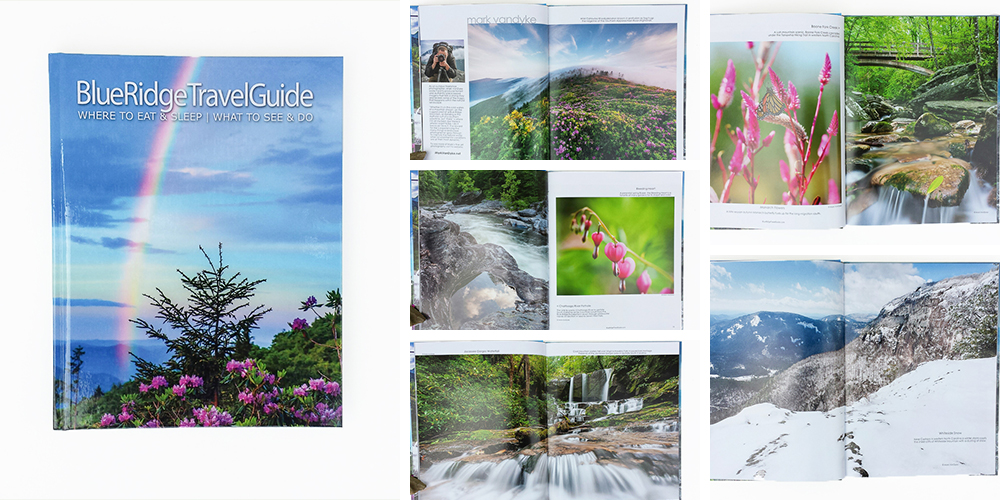 PUBLISHED:  Blue Ridge Travel Guide (2015)