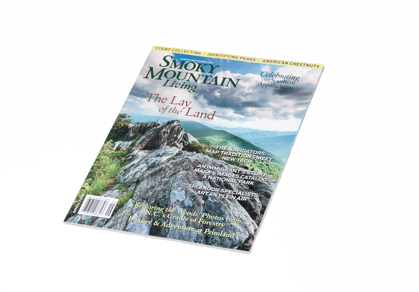 PUBLISHED:  Smoky Mountain Living August / September 2014