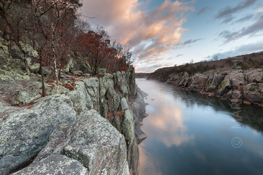 Moving Away From the Obvious:  The River Trail at Great Falls National Park