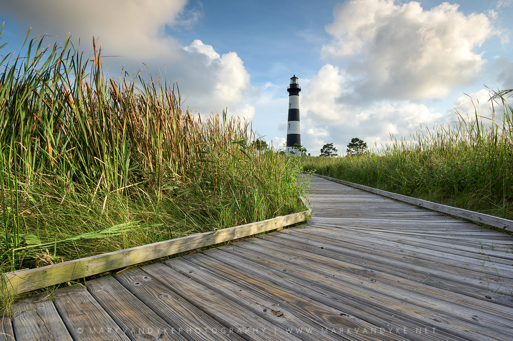 Summer at the Light: Bodie Island Lighthouse North Carolina