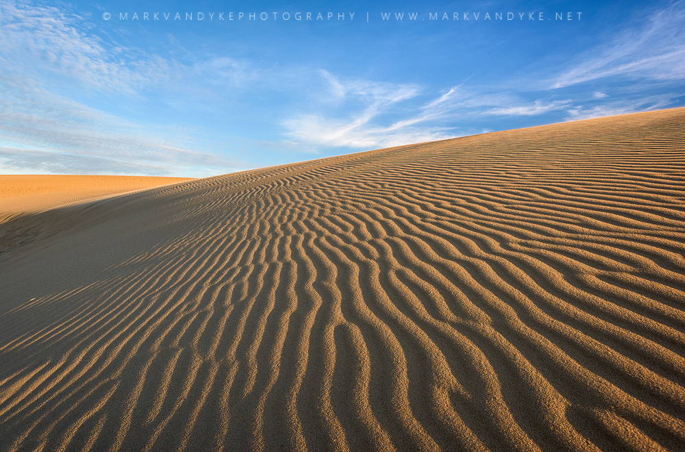 Rippled: Jockey's Ridge State Park North Carolina