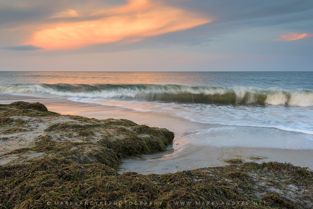 Crashing Wave: Cape Hatteras National Seashore