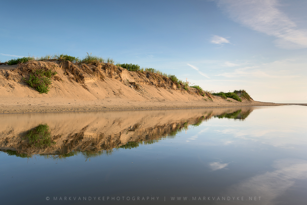 Dune Reflections: Cape Hatteras National Seashore North Carolina