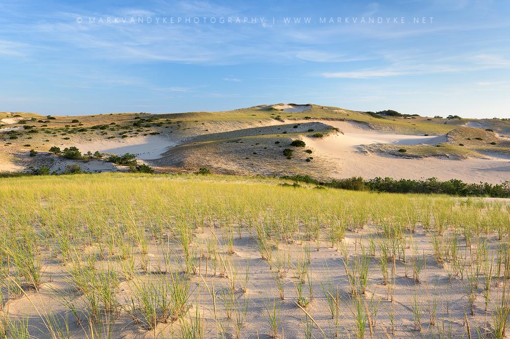 Parabolic Dunes Provincetown Massachusetts