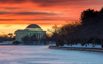 Washington D.C. Walkabout January 2016