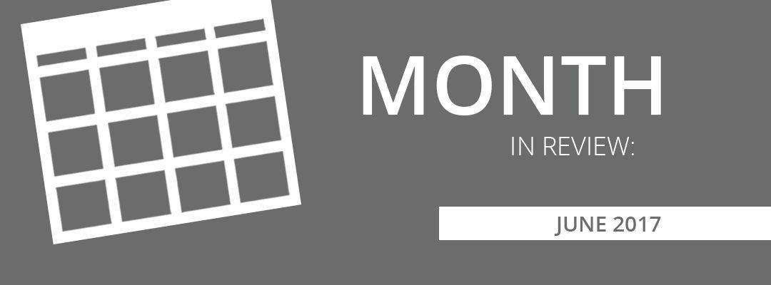Monthly:  June 2017