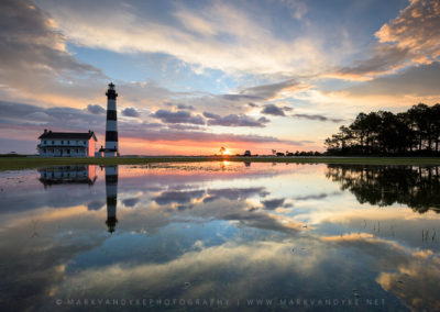 Bodie Island Lighthouse Outer Banks NC