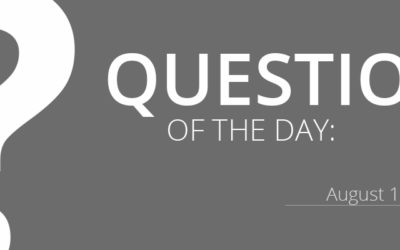 QOD 8/17/2017:  Full Gear or Selective for Trips?